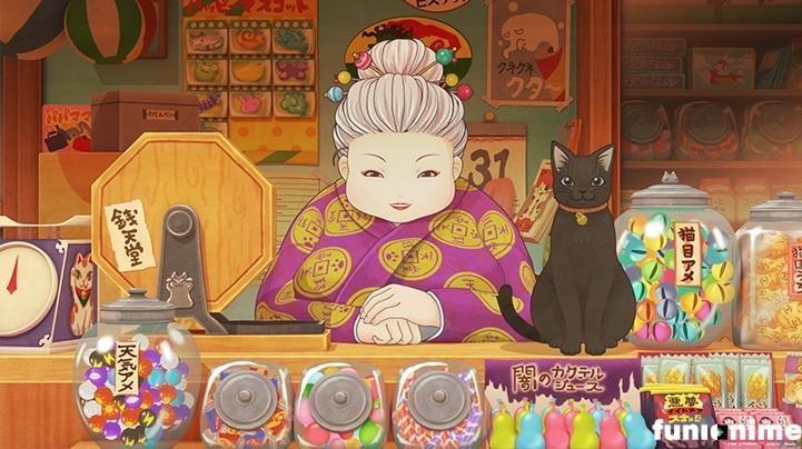Fushigi Dagashiya Zenitendou: Novo anime da Toei Animation é anunciado