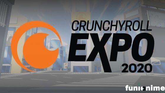 Crunchyroll Expo 2020 agora será online