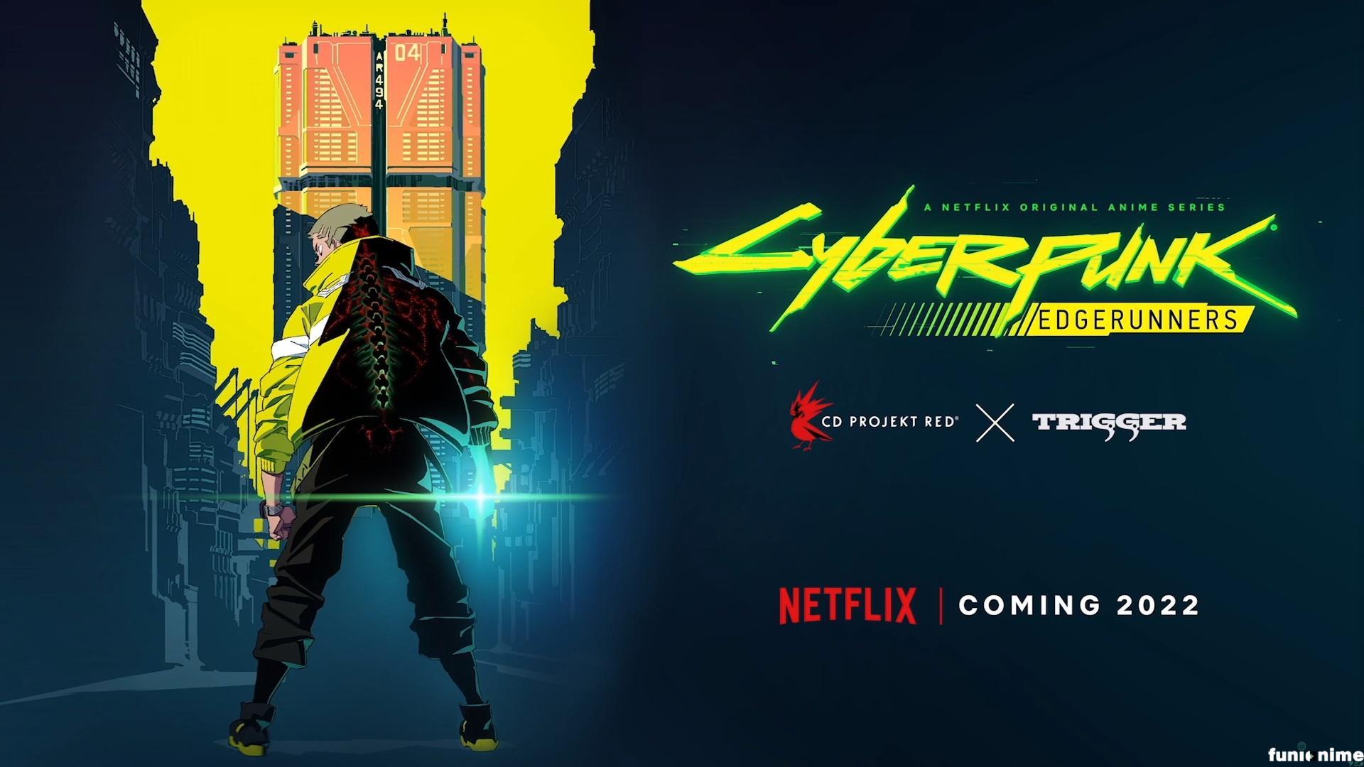 Foto de Cyberpunk 2077 vai ganhar anime pela Netflix, veja todos os detalhes!