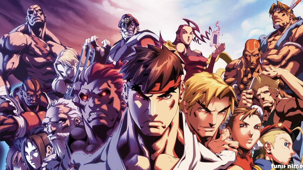Filmes de Street Fighter Alpha estreiam na Amazon Prime Vídeo dublados em português