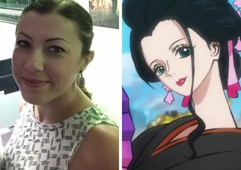 Samira: Nico Robin(via:Jbox)
