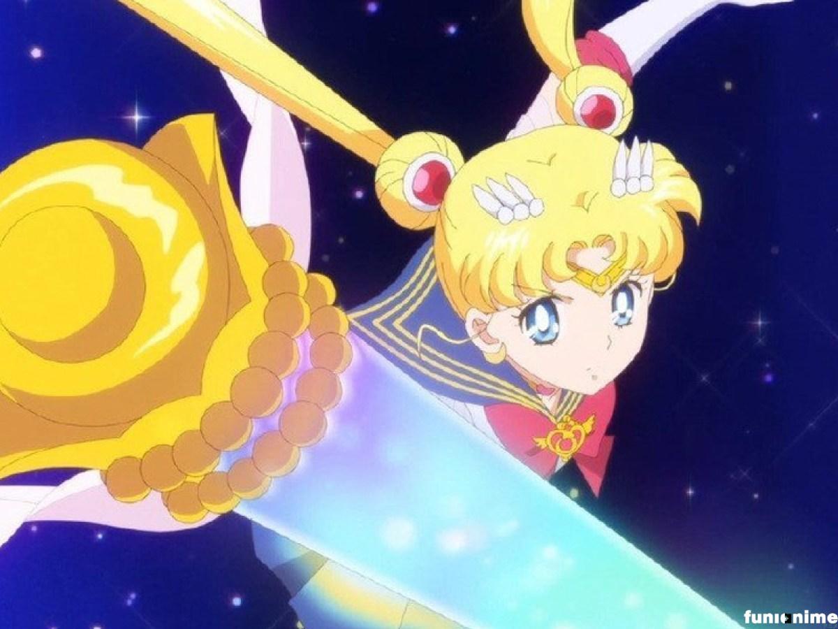 Filmes de Sailor Moon Eternal são adiados para 2021
