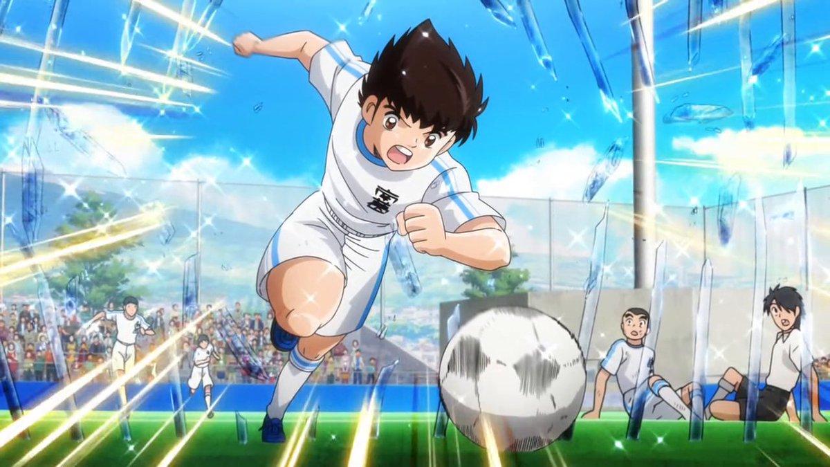 Foto de Captain Tsubasa agora está no Prime Vídeo!