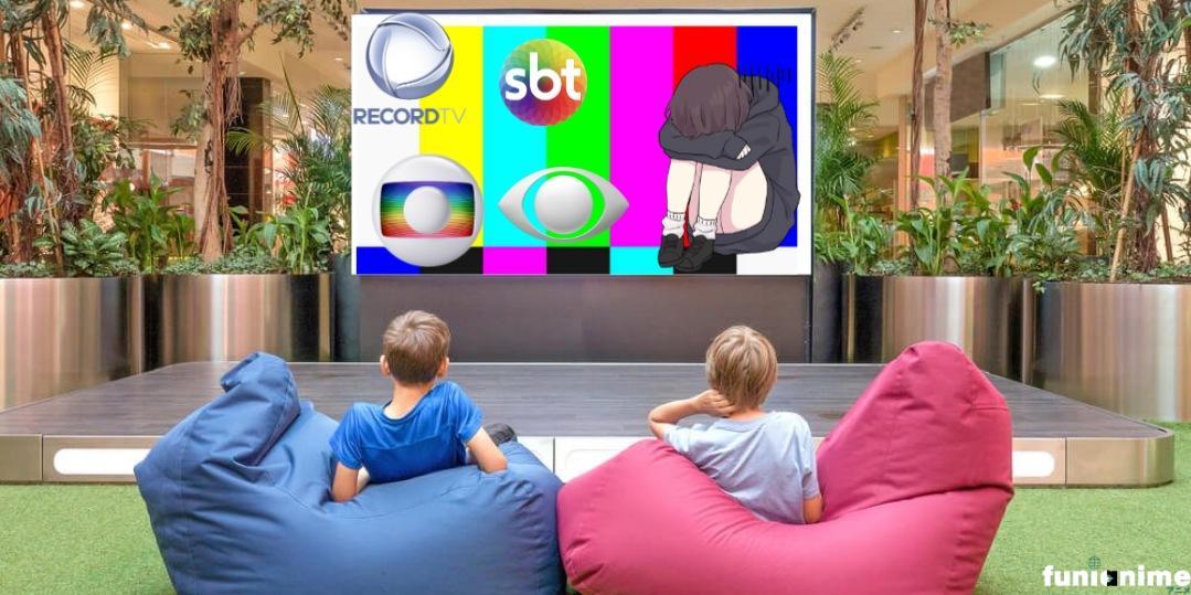 Foto de Por quê não se vê tantos animes na TV aberta brasileira hoje em dia?