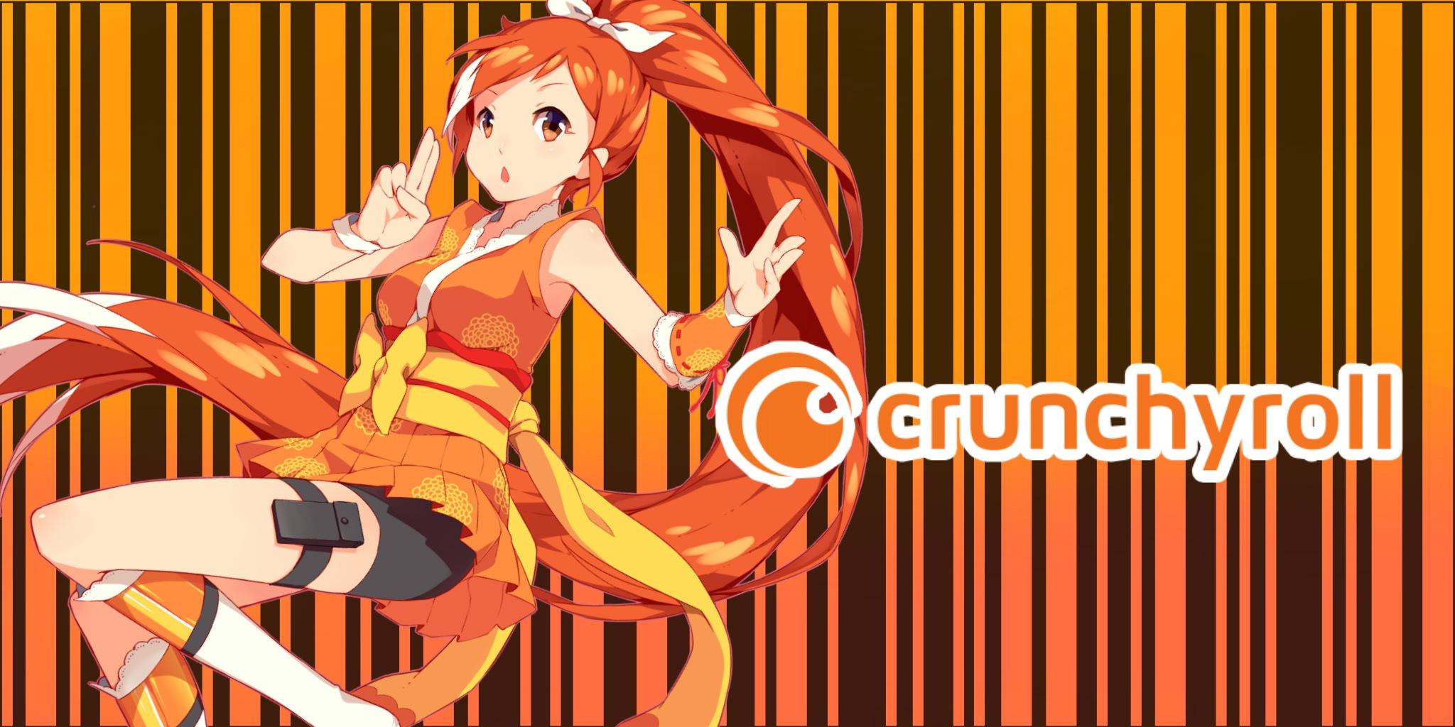 Crunchy: 39 animes vão dar adeus ao catálogo Br