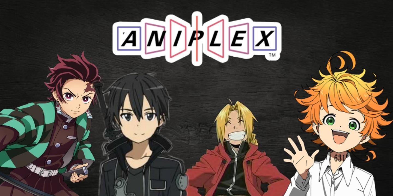 Foto de Aniplex:mas a do Japão ou a Aniplex of America?