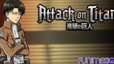 Foto de Attack on Titan vai pro catálogo da Funi Br… e dublado!
