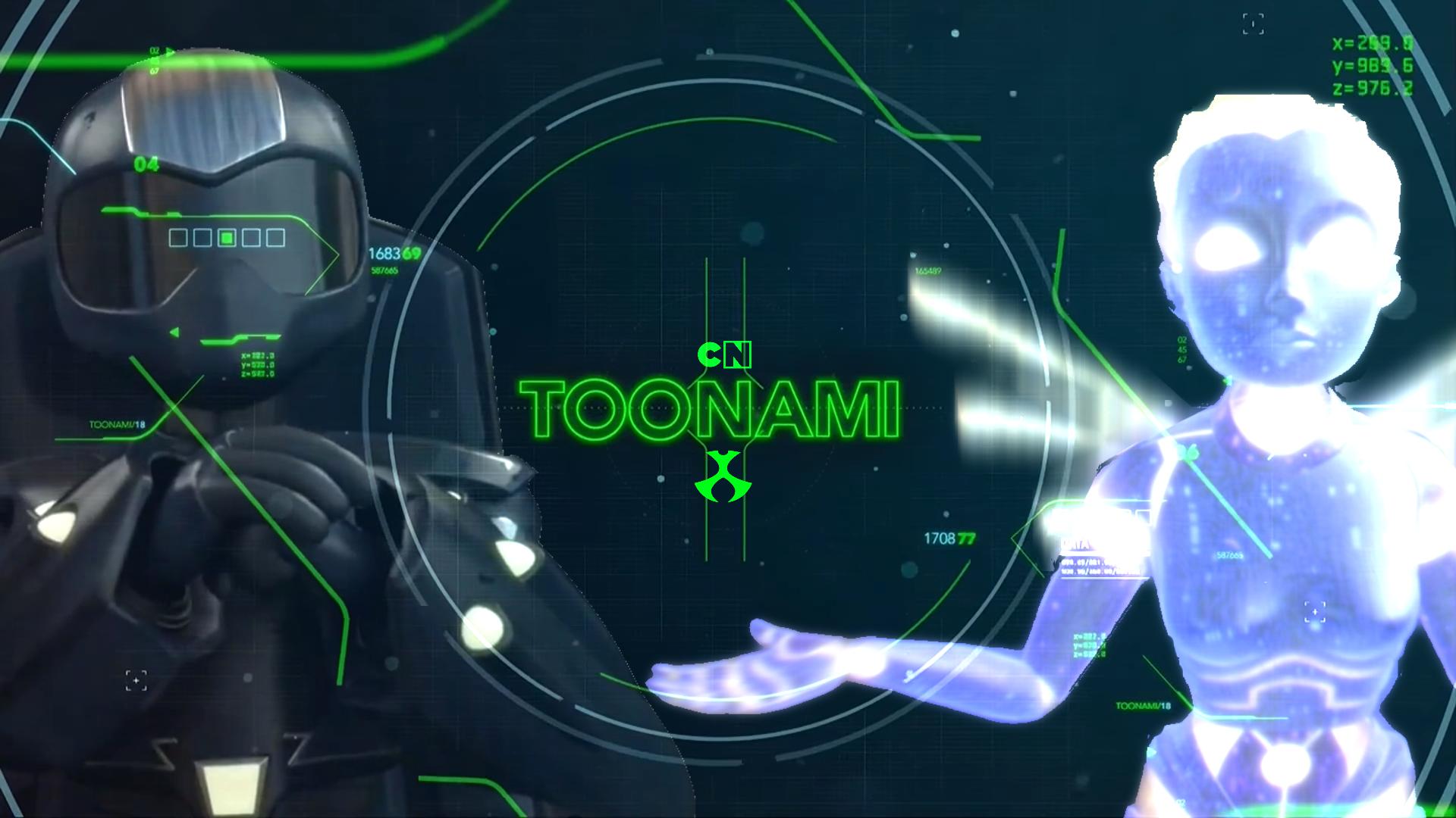 Atualizações sobre o Toonami (aparentemente)