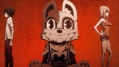 Foto de Gleipnir estará no catálogo brasileiro da Funimation