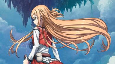 Foto de Sword Art Online: Progressive vai ter adaptação em anime
