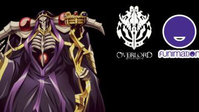 Foto de Overlord vai pra Funimation e com dublagem Brasileira confirmada!