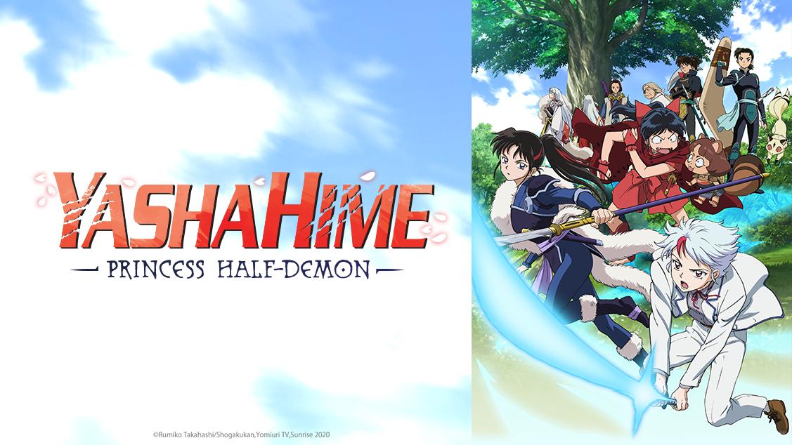 Yasharime: Princess Half-demon estará disponível na Crunchyroll