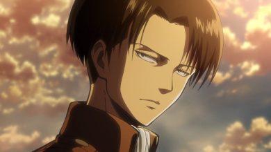 Foto de Funimation revela o dublador brasileiro do Levi de Attack on Titan