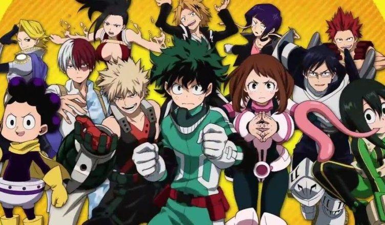 My Hero Academia: 5 temporada ganha teaser e detalhes