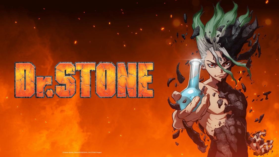 Dr Stone vai estar no Toonami com Dublagem em PT-BR!