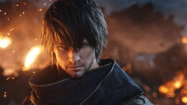 Final Fantasy XVI: O desenvolvimento básico e a produção de cenários já estão completos