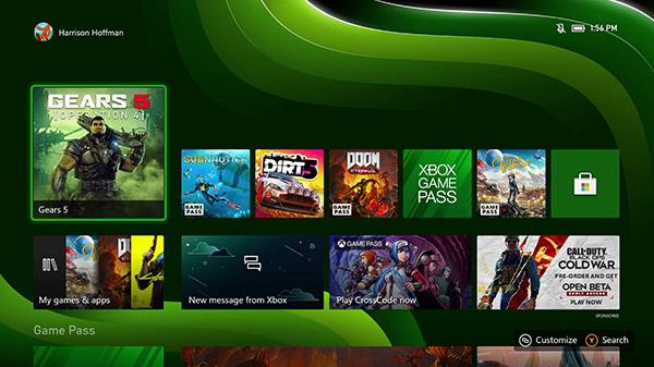 Novo vídeo detalha os menus do Xbox Series X e Xbox Series S