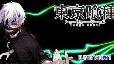 Foto de Funimation: Tokyo Ghoul terá todas as suas temporadas dubladas pra plataforma