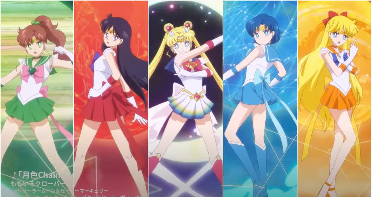 Sailor Moon Eternal: Filme ganha novo trailer