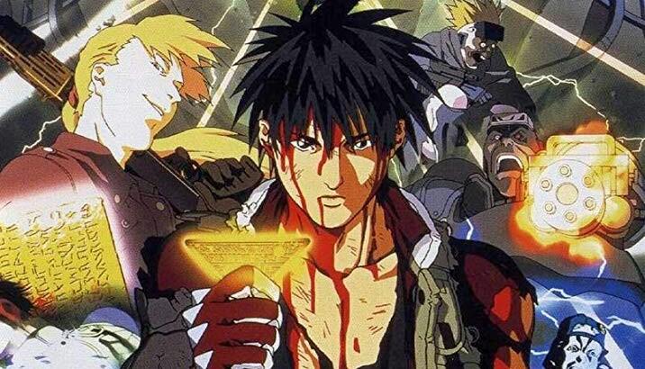 Spriggan: Netflix dá detalhes sobre seu próximo anime original