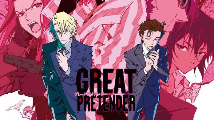 Novos episódios de 'Great Pretender' chegam em novembro na Netflix