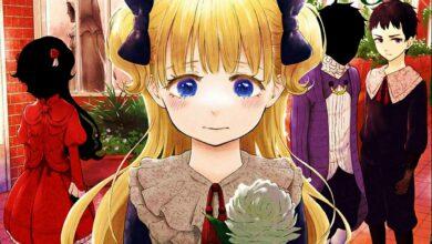 Foto de Manga 'Shadows House' tem adaptação em anime anunciada