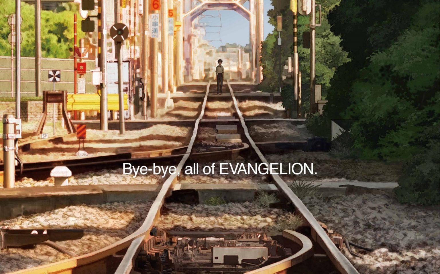 Filme 'Evangelion: 3.0+1.0' tem data de estreia divulgada
