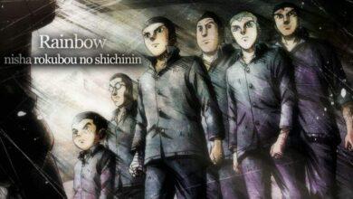 Foto de Rainbow: sete companheiros de cela que lutam a todo custo para sobreviver