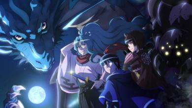 Foto de Anime 'Tsuki ga Michibiku Isekai Douchuu' estreia em 2021