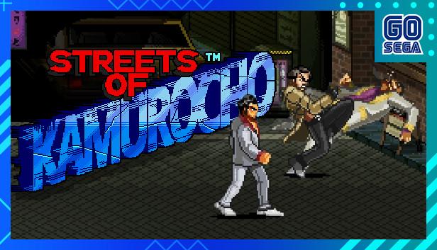Streets of Kamurocho: Baseado em Yakuza e Streets of Rage 2 estará vindo para o PC por tempo limitado