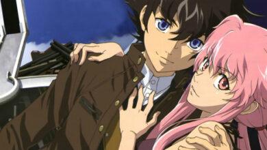 Foto de Mirai Nikki estará no catálogo da Funimation