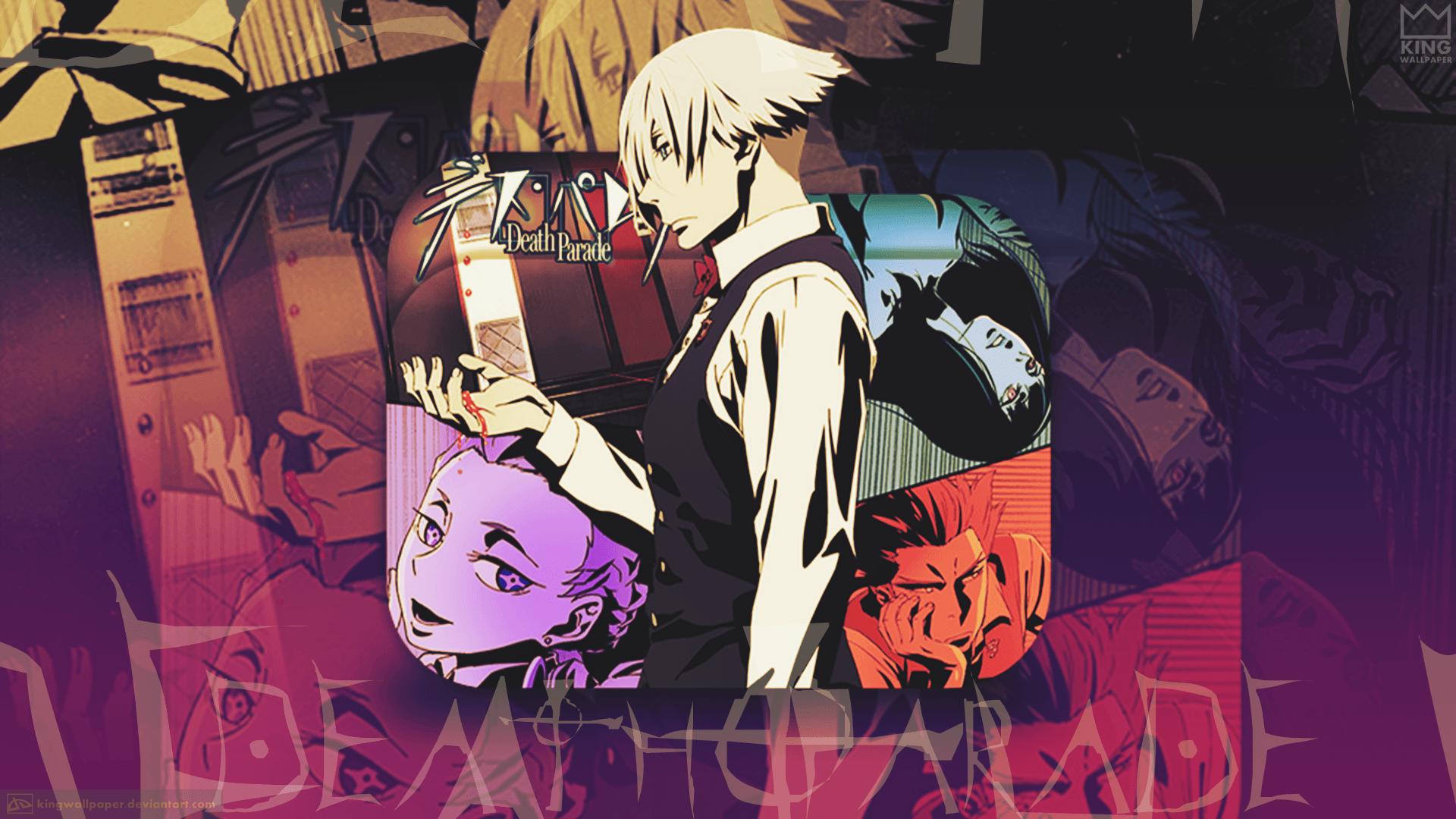 Foto de Death Parade vai ser exibido na Funimation