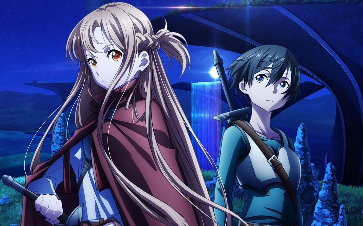 """""""Sword Art Online: The Aria Of The Night Without Stars"""" tem sua equipe, video promocional e ilustração promocional divulgadas"""
