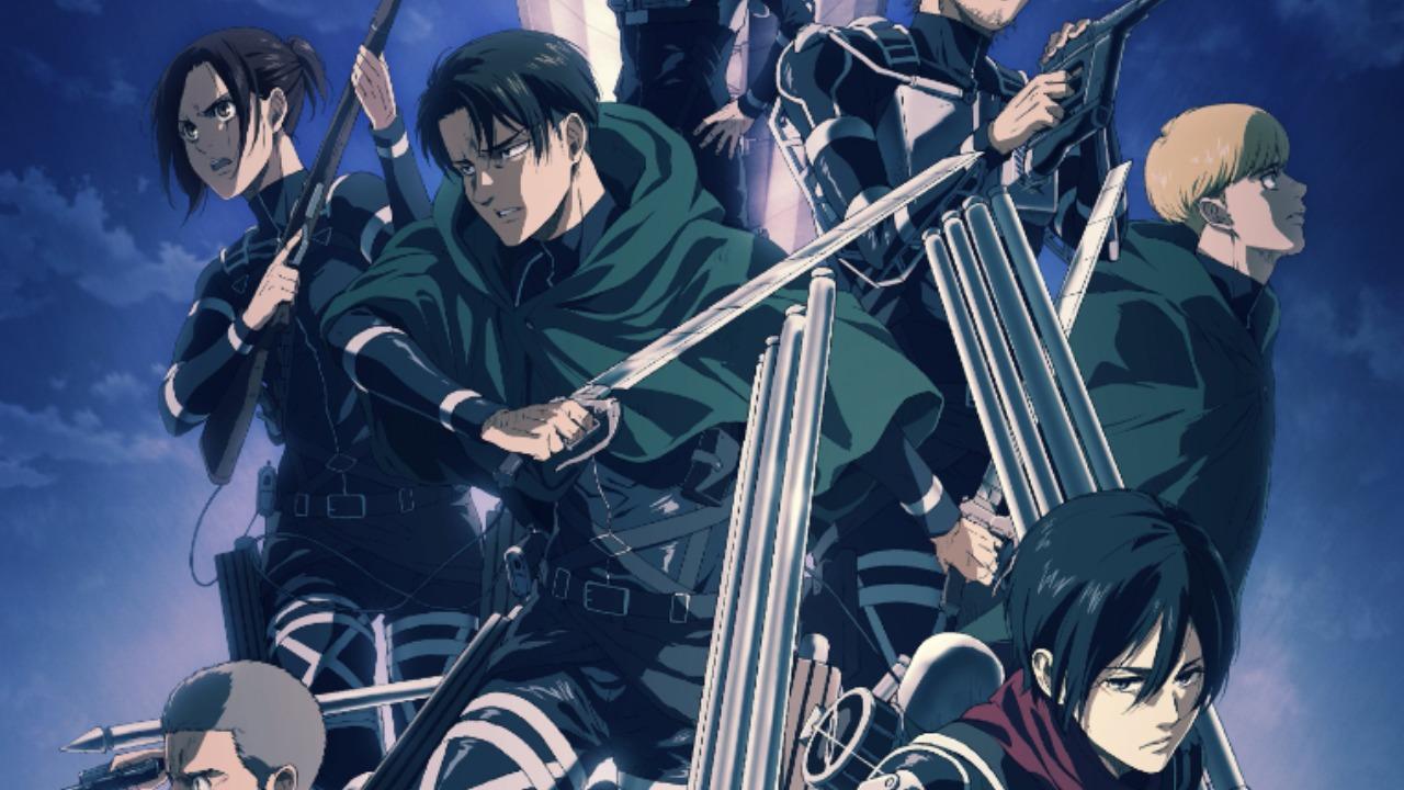 'Shingeki No Kyojin: The Final Season' Anuncia Elenco de vozes Adicionais