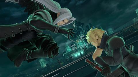 Super Smash Bros.Ultimate: personagem de DLC Sephiroth de Final Fantasy VII é anunciado