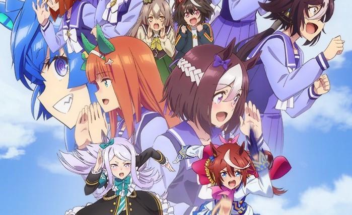 'Uma Musume: Pretty Derby Second Season' anuncia nova staff, elenco de vozes & estréia