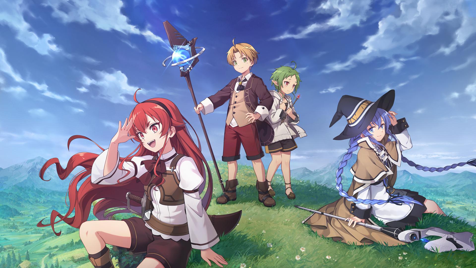 'Mushoku Tensei: Jobless Reincarnation Anime' Atrasa o retorno de Julho a Outubro