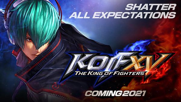 The King of Fighters XV ganha seu primeiro trailer e será lançado em 2021.