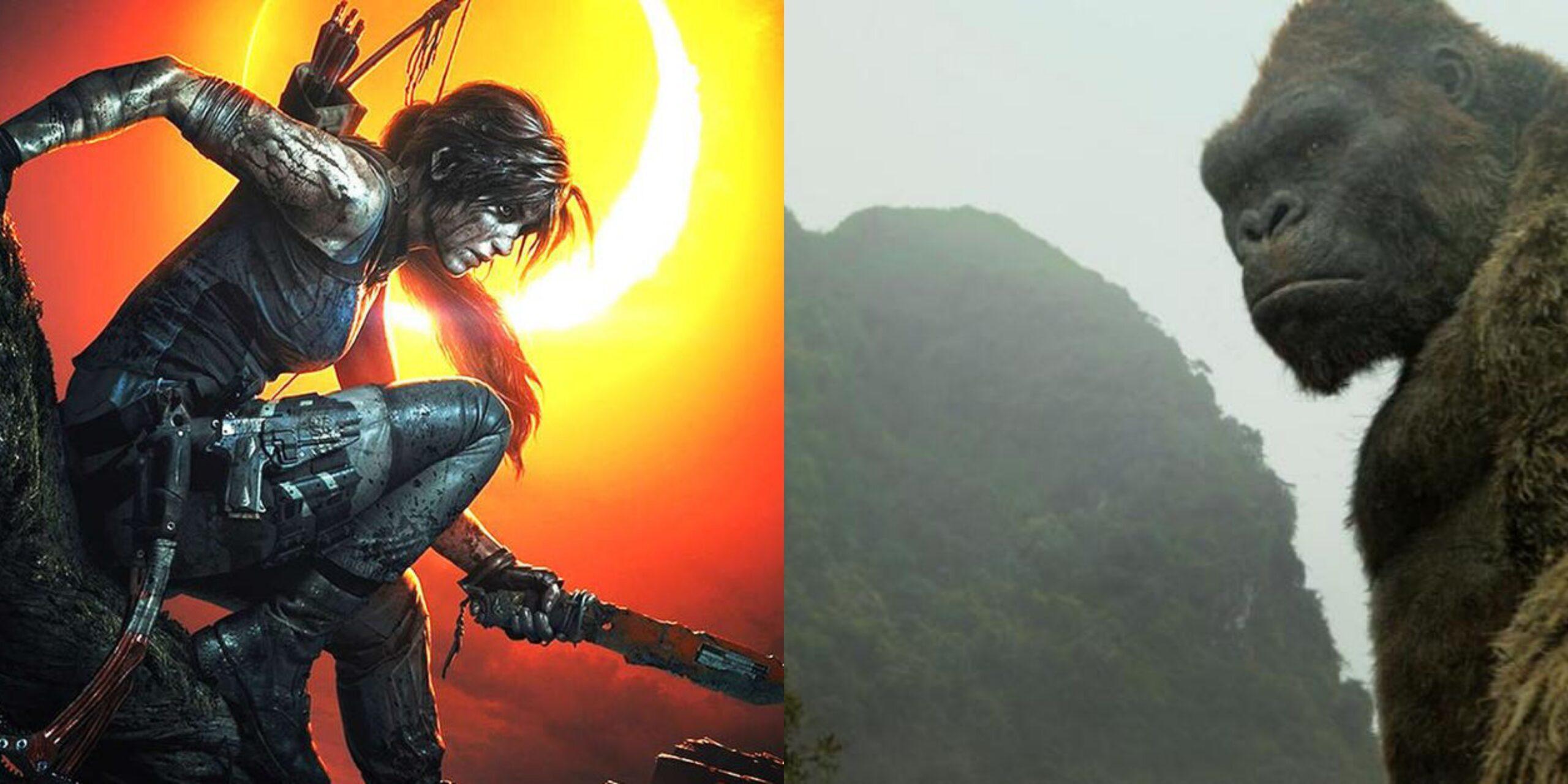 "Netflix anuncia animes de ""Tomb Raider e ""King Kong"""