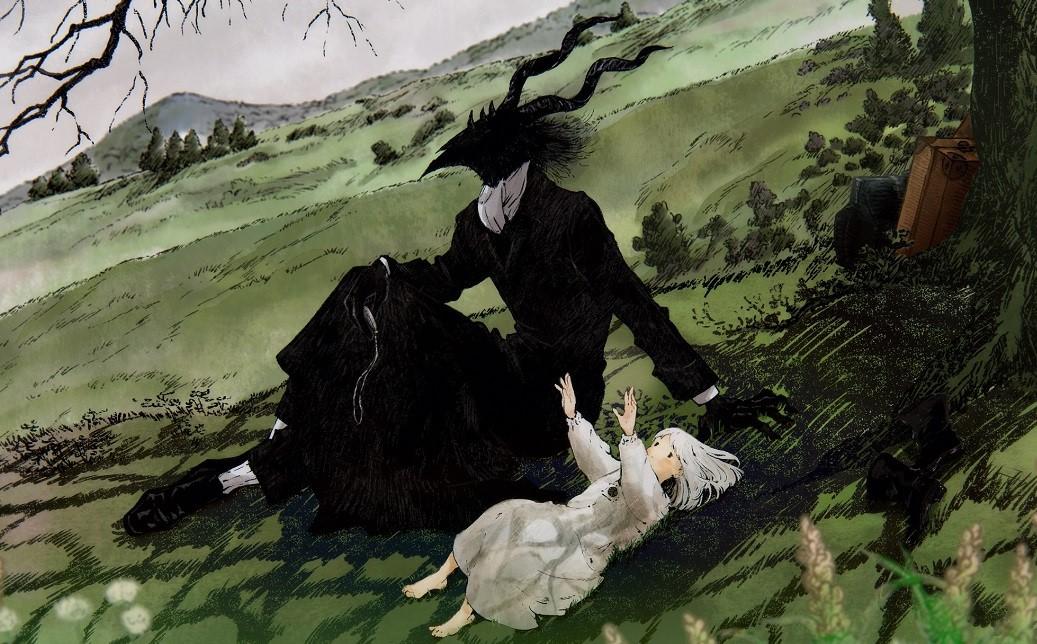 Mangá 'Totsukuni no Shoujo' ganhará um novo OVA