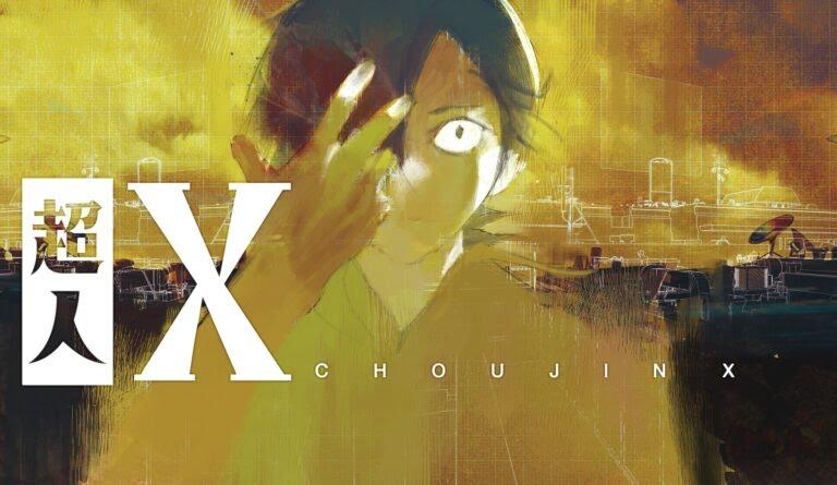 """""""Choujin X"""" mangá de Sui Ishida é publicado no Manga Plus"""