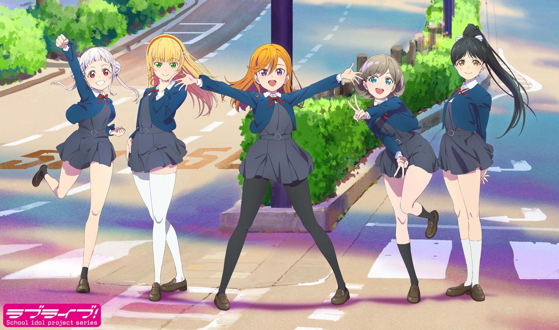 """Love Live! Superstar!!"" tem vídeo promocional divulgado."