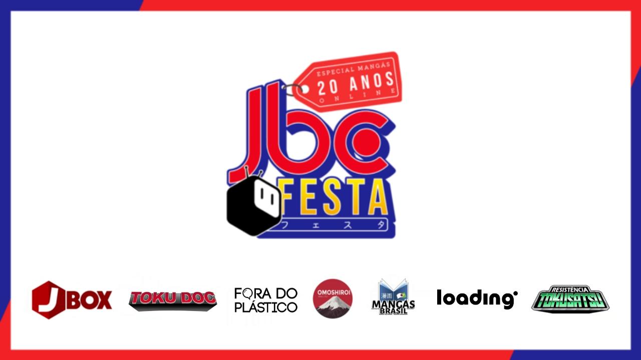 JBC Anuncia a 'JBC Festa' Para Este Mês