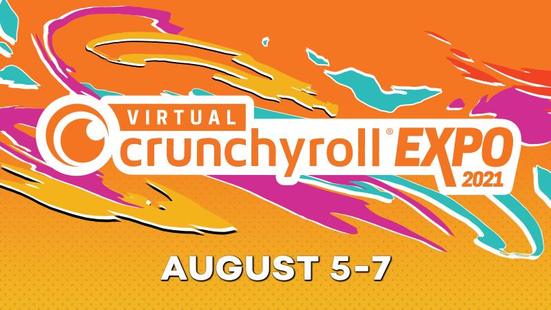 A Crunchyroll anunciou os convidados para a Virtual Crunchyroll Expo 2021