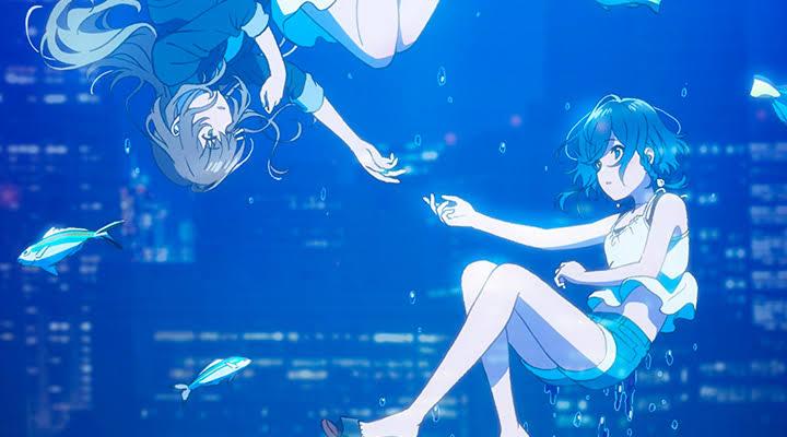 📰Shiroi Suna no Aquatope: mais detalhes sobre anime original da P.A. Works são divulgadas!