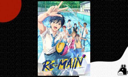 """Funimation confirma """"Re-main"""" em seu catálogo!"""