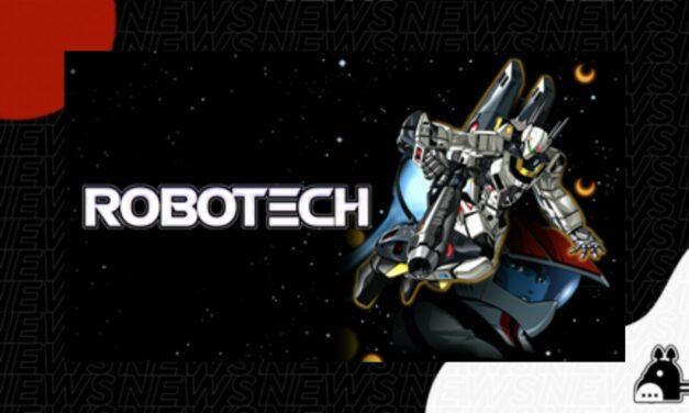 "Anime ""Robotech"" estreará na Funimation em breve!"