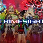 Konami anuncia jogo de simulação de mistério CRIMESIGHT para PC