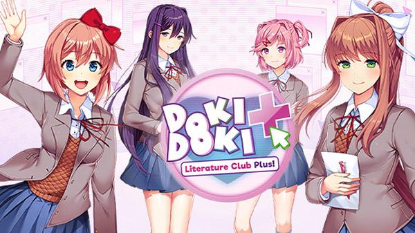 Doki Doki Literature Clube Plus! foi anunciado para PlayStation 4, PlayStation 5, Xbox Series, Xbox One, PC e Nintendo Switch.