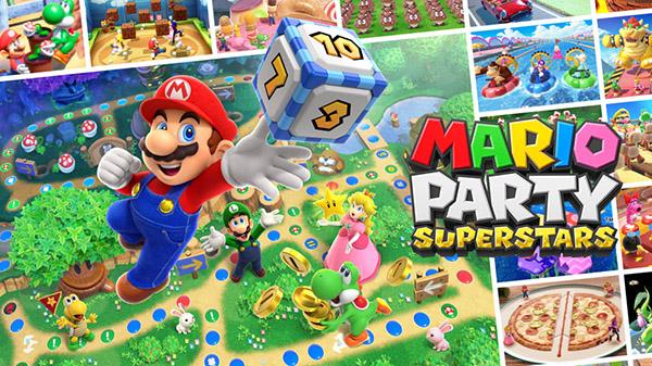 Mario Party SuperStars anunciado para o Nintendo Switch